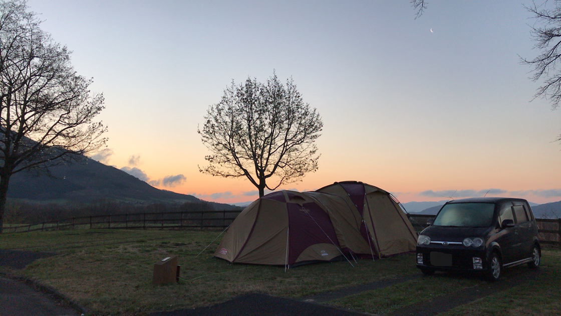 長時間透析をしてキャンプを楽しめるようになりました